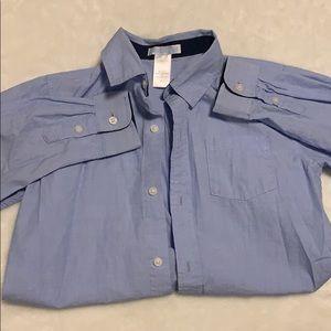 Kids buttoned shirt